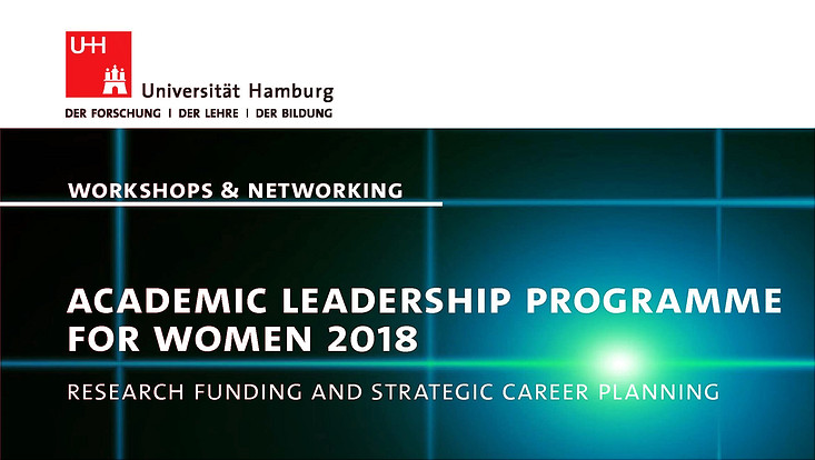 Academic Leadership Programme for Women 2018 Research Funding and